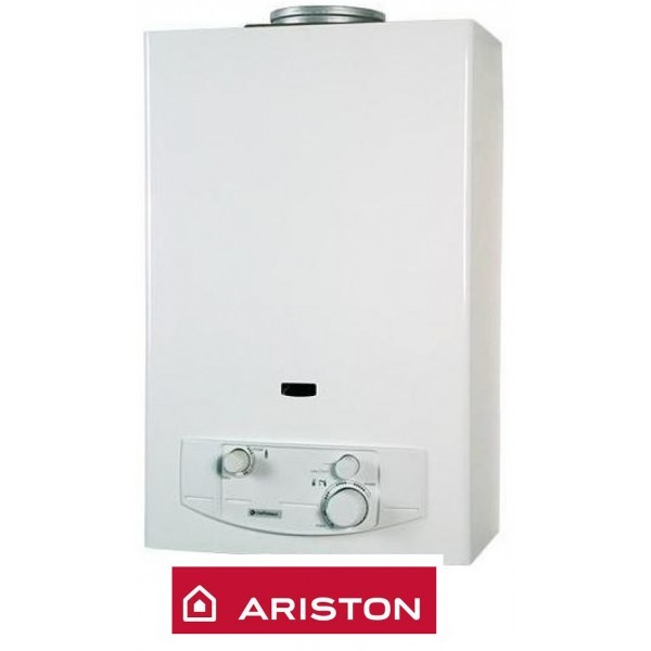 Scaldabagno a gas ariston fast evo b 11 gpl ariston - Scalda bagno a gas ...