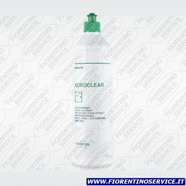 Vorwerk Gd 15 - Koboclear Detergente 750 Ml Folletto - 41482 -