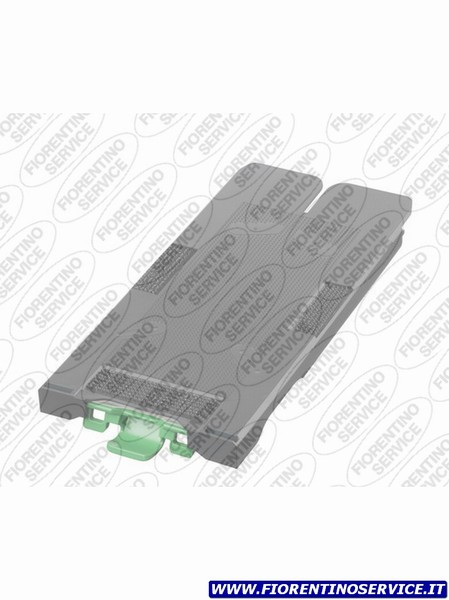 Vorwerk Sp 530|520 Piastra Sp 530 Folletto - 490180 -