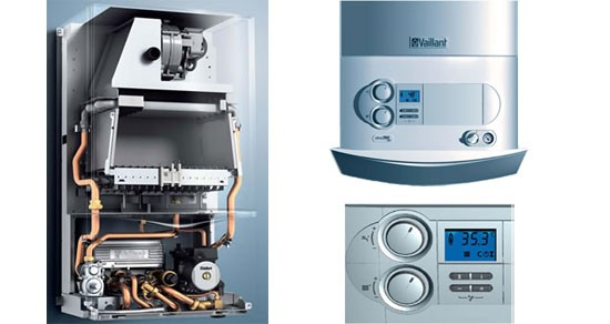 Caldaia Vaillant Turbotec Exclusive Vmw It 275|4-7 Metano|Gpl Completa di Kit per Scarico Fumi